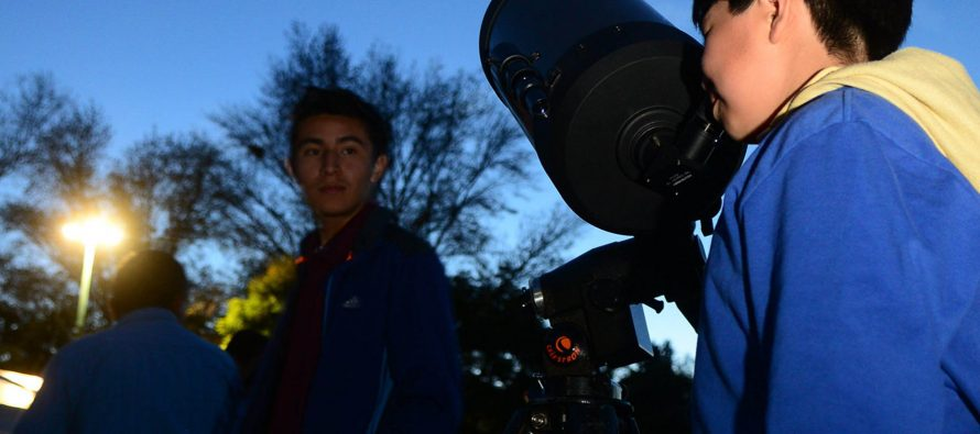 Noche de estrellas en CU y en todo México