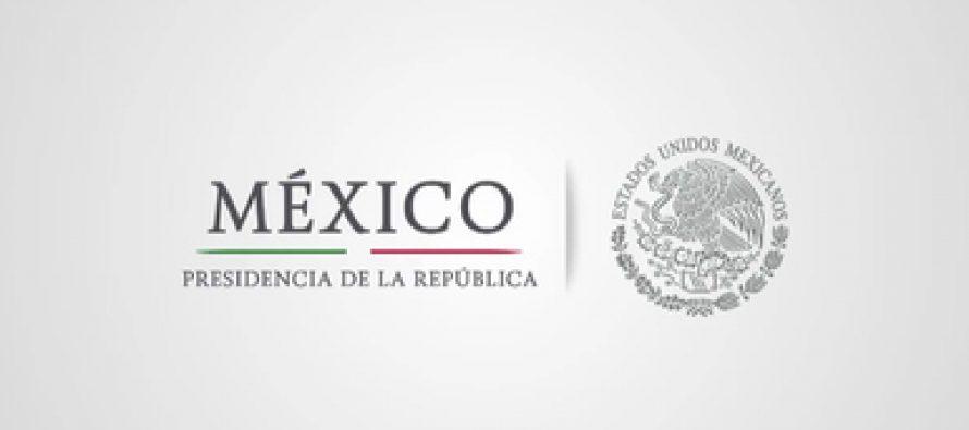 Confirma presidencia plática de Enrique Peña Nieto con el ex secretario de Estado estadunidense John Kerry, sobre las Islas Revillagigedo