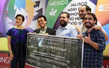 Crean en Jalisco el Premio Nacional a la Innovación en los Bosques