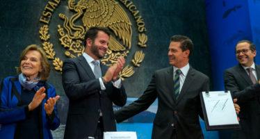 Decreta presidente Enrique Peña Nieto creación del Parque Nacional Revillagigedo… y permiten tirar desechos mineros al mar
