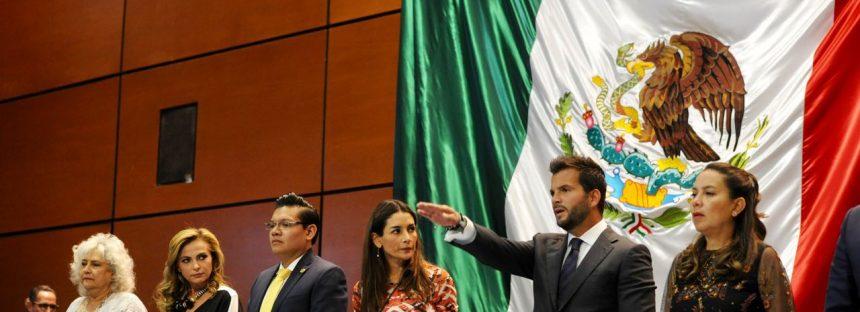 Omiso sobre la virtual extinción de la vaquita, Rafael Pacchiano Alamán de Semarnat comparece por informe presidencial ante diputados