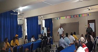 Taller de Planeación Estratégica de la Red de Atención para Varamientos de Mamíferos Marinos de Sinaloa