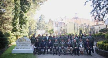 México conmemora un siglo de conservación y de creación de la primera Área Natural Protegida: Desierto de los Leones