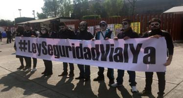 Reprueban ONG que se postergue la aprobación de la Ley General de Seguridad Vial