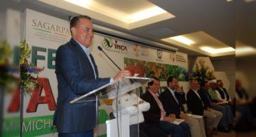 Inaugura Sedrua Expo Agroalimentaria