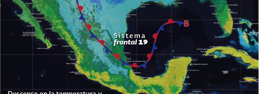DESCENSO EN LA TEMPERATURA Y BANCOS DE NIEBLA EN EL NORESTE, ORIENTE Y CENTRO DEL PAÍS