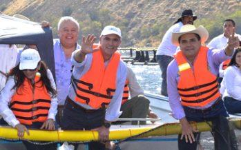 El valor de la producción pesquera y acuícola nacional es de 35 mmdp al año