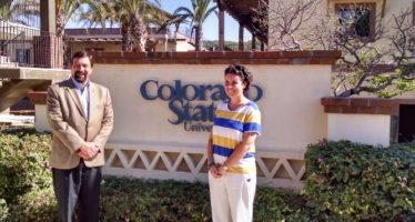 Cicese Unidad La Paz y Colorado State University de Todos Santos Center van a colaborar en ciencia y academia
