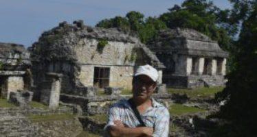Jorge Leonel León Cortés, investigador de ECOSUR se integra a jefatura editorial de 'Journal of Insect Conservation'