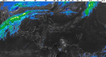 Tormentas muy fuertes en zonas de Sinaloa, Durango y Nayarit; persiste intenso frío en todo México
