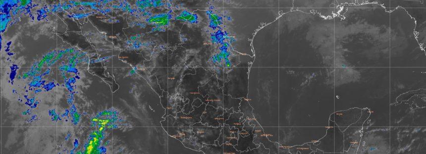 Viento del norte de 50 km/h en el Istmo y el Golfo de Tehuantepec. Estabilidad atmosférica en resto de México