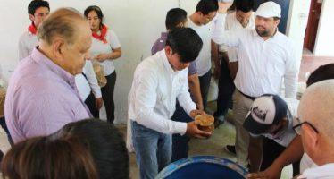 Contratan a Instituto Tecnológico de La Chontalpa de Tabasco para producir alimento de bovino con pez armado (Hypostomus plecostomus)