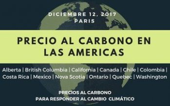 Fijarán precio al carbono líderes de países americanos