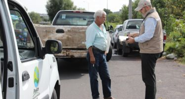 En Michoacán, monitoreo a vehículos ostensiblemente contaminantes evalúa 300 vehículos en 2017