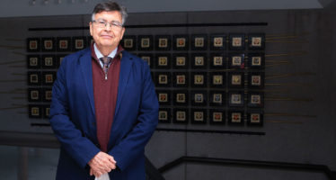 Fernando de León González, nuevo rector de la Universidad Autónoma Metropolitana Xochimilco para el periodo 2017-2021