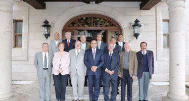 Gobernador Silvano Aureoles: Pondremos voluntad y compromiso para que la UMSNH salga adelante