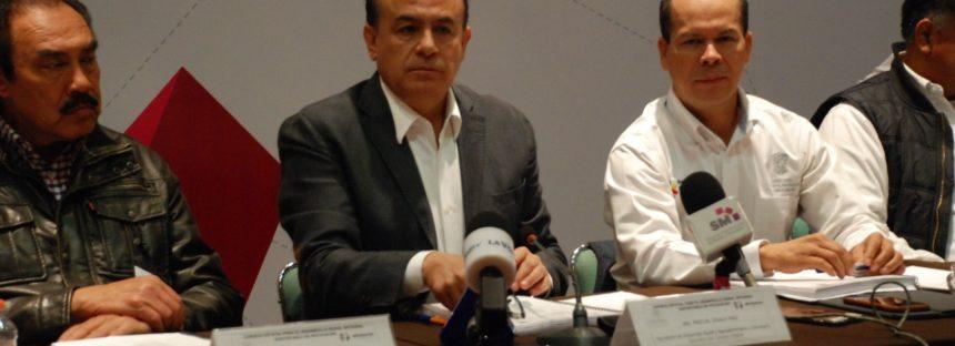 Al campo michoacano, 432 mdp en concurrencia con la Federación, anuncia Sigala