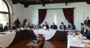 GCM revisa avances en seguridad y delinea estrategia para 2018