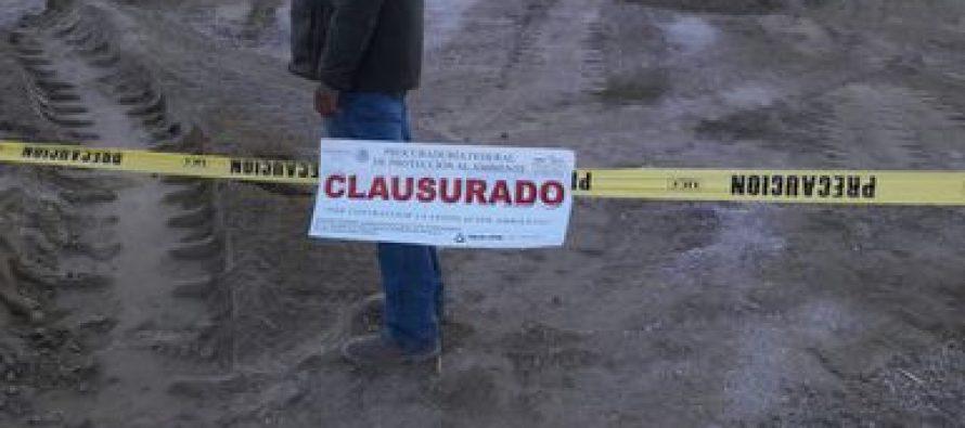 Nevado de Toluca: Clausuran solo temporalmente una mina dentro del ANP federal