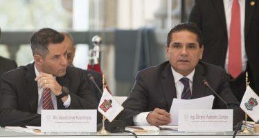 Silvano Aureoles y Gobernadores exhortan al Gobierno Federal a asignar recursos a las ZEE