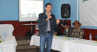Trabajan para decretar Área Natural Protegida a 50 mil hectáreas en Michoacán
