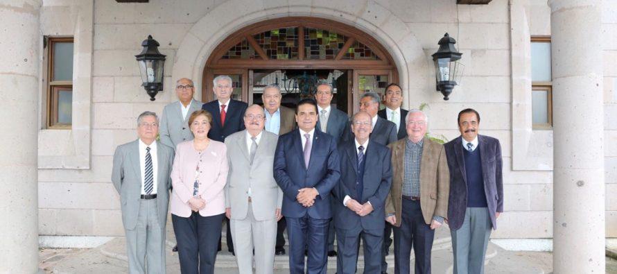 Voluntad y compromiso para que la UMSNH salga adelante: Silvano Aureoles