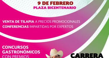 5ta Feria Tilapia Zacatecas 2018