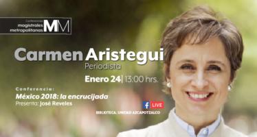 Conferencia: México 2018: la encrucijada
