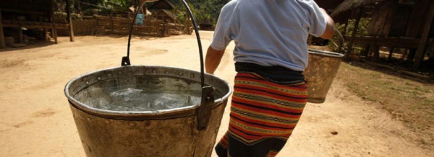 Derecho humano al agua: situación y retos en México