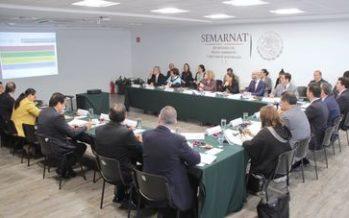 Agenda de trabajo 2018 de la Comisión Intersecretarial de Cambio Climático  de México