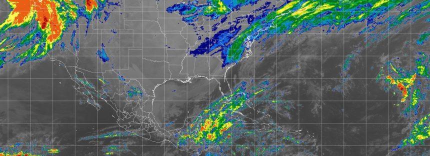Norte en Veracruz y Tabasco; ambiente gélido con niebla en el norte, noreste, oriente y centro de México