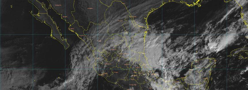 Tormentas muy fuertes en Veracruz, Oaxaca, Chiapas y Tabasco