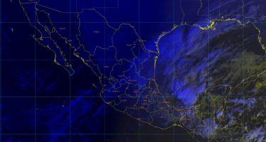 Primer temporal de lluvias en la Península de Yucatán, sureste y  oriente de México