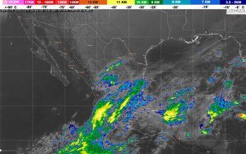 México amanece con ambiente frío y gélido; tormentas torrenciales en Chiapas y Tabasco
