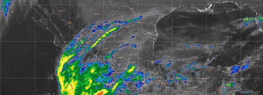 Ambiente gélido para gran parte de México y tormentas torrenciales en Chiapas y Tabasco
