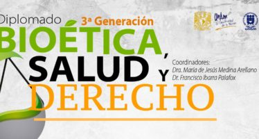 Diplomado Bioética, Salud y Derecho en la UNAM