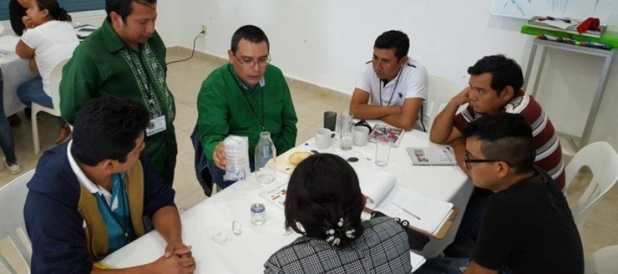 Forman a docentes de sureste en el Segundo Taller de Ciencias para Profes 2018 en Campeche
