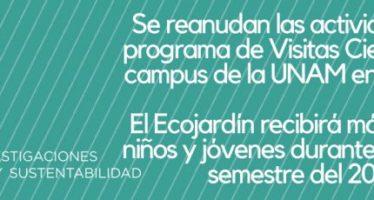 En febrero regresa programa de Visitas Científicas al campus de la UNAM en Morelia
