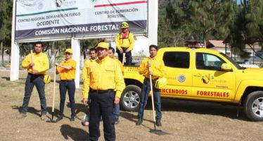 México está cada vez más preparado para el combate de incendios forestales