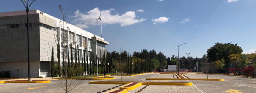 Supervisa rector las obras de la Universidad Michoacana de San Nicolás de Hidalgo en la Ciudad Universitaria