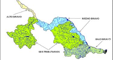 PECES DE LA CUENCA GEOHIDROLOGICA DEL RIO BRAVO ATLAS