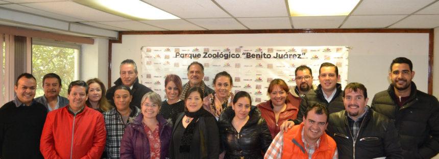 Apuesta el Parque Zoológico de Morelia por acciones en beneficio del medio ambiente