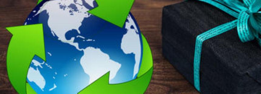 14 de febrero: Generar un consumo responsable al dar o pedir regalos sin envoltura, sin bolsa y sin moño