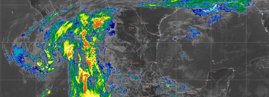 Se prevén vientos fuertes en Chihuahua y Coahuila y nevadas o aguanieve en la sierra de Durango