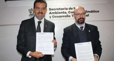 Firman convenio de colaboración Semaccdet y la UNLA
