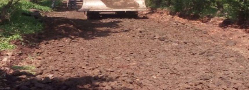 Invierte Sedrua 5 mdp para fortalecer el agro de Coalcomán