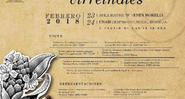 Coloquio: Voces y representaciones virreinales