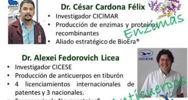 Conferencias Magistrales: Biotecnólogos que aplican la ciencia
