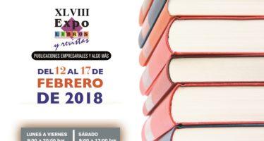 XLVIII Expo Libros y Revistas