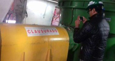 Clausuran temporalmente a la cementera Cooperativa La Cruz Azul, por no tener manifestación de impacto ambiental